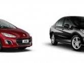 Peugeot convoca recall de modelos 308 e 408 flex
