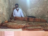 Egito descobre tumba de nobre de 3 mil anos e espera estimular turismo
