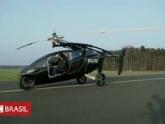 Empresa holandesa lança o carro que voa