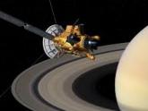 Nave espacial fará mergulho nos anéis de Saturno