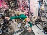 Astronauta norte-americana bate recorde de tempo no espaço