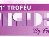Prêmio Inside By Fofa com o baile do Tom Cleber e convidados, este ano está imperdível!