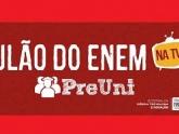 Governo promove o Aulão do Enem na TV neste sábado (04)