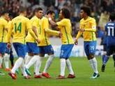 Brasil bate Japão por 3 x 1 em amistoso com testes para Copa do Mundo