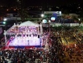 Diversidade de ritmos encanta frequentadores dos arraiais no fim de semana do São de João