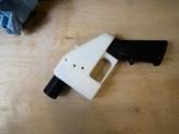 Facebook age para evitar intercâmbio de planos de armas em 3D