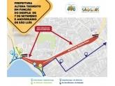 Prefeitura altera trânsito em função do desfile de 7 de setembro e aniversário de São Luís
