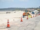 Prolongamento da Litorânea marca início da instalação do BRT na ilha de São Luís