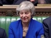 Parlamento do Reino Unido rejeita moção de censura a Theresa May