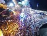 Circuito do Carnaval provocará alterações no trânsito e mudanças no trajeto dos coletivos