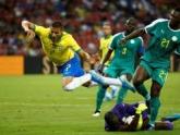 Brasil fica no empate por 1 x 1 com Senegal em amistoso