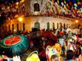 Cortejo de bois comemora título de Patrimônio Cultural Imaterial da Humanidade