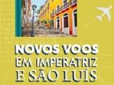 LATAM e Azul confirmam novos voos para Imperatriz e São Luís