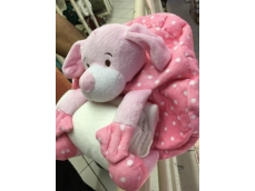 Manta Baby Bolsa (diversos modelos) – R$ 57,35 por R$ 40,15 / unidade.