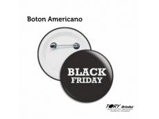 Boton Promocional nos formatos 4,5cm e 3,5cmAcabamento Plástico