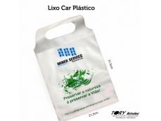 Plástico resistente, várias corse, personalização em serigrafia ou impressão digital.