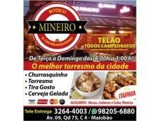 Boteco Mineiro