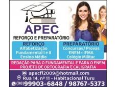 APEC Reforço Escolar