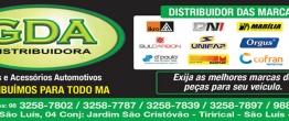 GDA Distribuidora de Peças