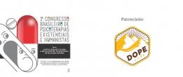 I CONGRESSO BRASILEIRO DE PSICOTERAPIAS EXISTENCIAIS E HUMANISTAS