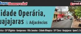 Mapa Comercial Cidade Operária - Tirirical