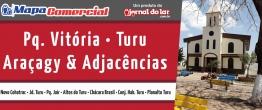 Mapa Comercial Araçagi/ Turu/ adjacências