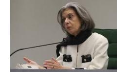 Cármen Lúcia quer Justiça Restaurativa no combate à violência contra a mulher