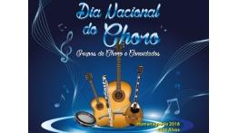 Dia Nacional do Choro será celebrado com muita música no Odylo Costa filho nesta sexta 20