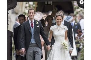Pippa Middleton se casa com George e Charlotte como pajem e dama de honra