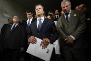 OAB protocola na Câmara pedido de impeachment do presidente Temer