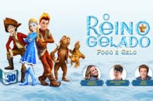 O Reino Gelado: Fogo e gelo