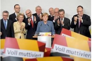 Merkel diz que queria resultado melhor e promete