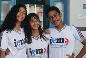 IEMA recebe inscrições de alunos para ano letivo de 2018