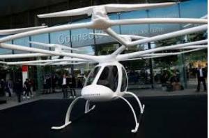 Dubai inicia testes em tentativa de se tornar primeira cidade com táxis voadores