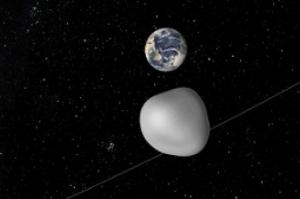 A rocha gigante que passará 'raspando' na Terra e vai por à prova um sistema de alerta