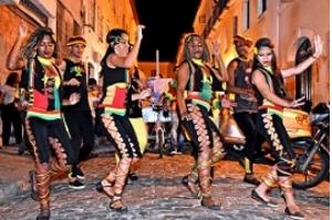 Centro Histórico será palco para o Roteiro Reggae nesta quarta-feira (18)
