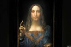 Museu do Louvre de Abu Dhabi exibirá pintura de U$450,3 milhões de Leonardo da Vinci
