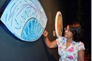 Exposição 'Viagem' permanece em cartaz até janeiro na Galeria Trapiche