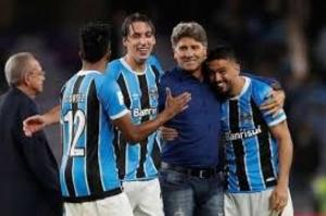 Grêmio bate Pachuca por 1 x 0 na prorrogação e vai à final do Mundial