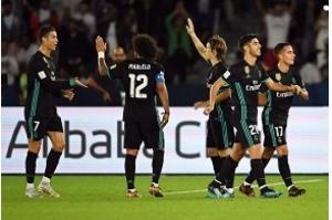 Real Madrid vence Al Jazira e decide com Grêmio título do Mundial de Clubes