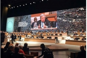 ONU pede mais ambição de governos e sociedade para combate à mudança climática