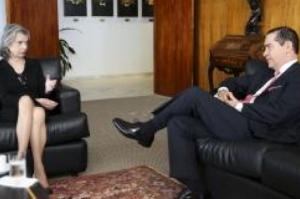 Presidentes do TRF4 e do STF discutem ameaças a desembargadores
