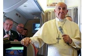 Papa Francisco chega ao Chile em sua sexta visita à região