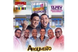 """""""Vamos mostrar o quanto é grande o samba do Maranhão"""", diz Grupo Argumento"""