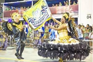 Escola de samba Acadêmicos do Tatuapé será atração do Carnaval São José de Ribamar