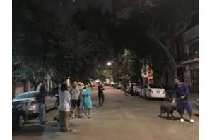 Terremoto de magnitude 5,9 atinge o México; alarmes ecoam na capital