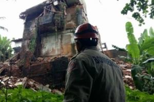 Prédio desaba no Centro de São Luís, SHPP é evacuada