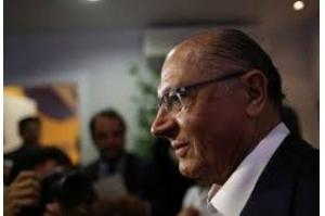 Oficializado pré-candidato do PSDB, Alckmin promete reformas no 1º ano de mandato