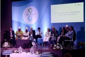 Fórum da Água tem sessão especial sobre Água e Espiritualidade