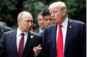 Rússia diz que Trump convidou Putin para visitar EUA durante telefonema